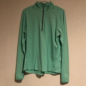 NWOT Nike Dri-fit Long Sleeve Pull Over